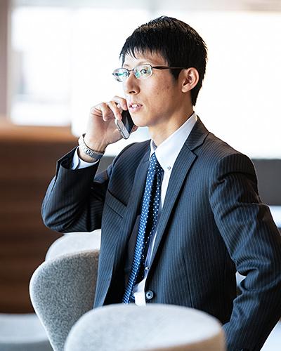 紹介事業部 エージェント 林 宏之のイメージ4