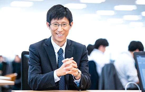 紹介事業部 エージェント 林 宏之のイメージ1