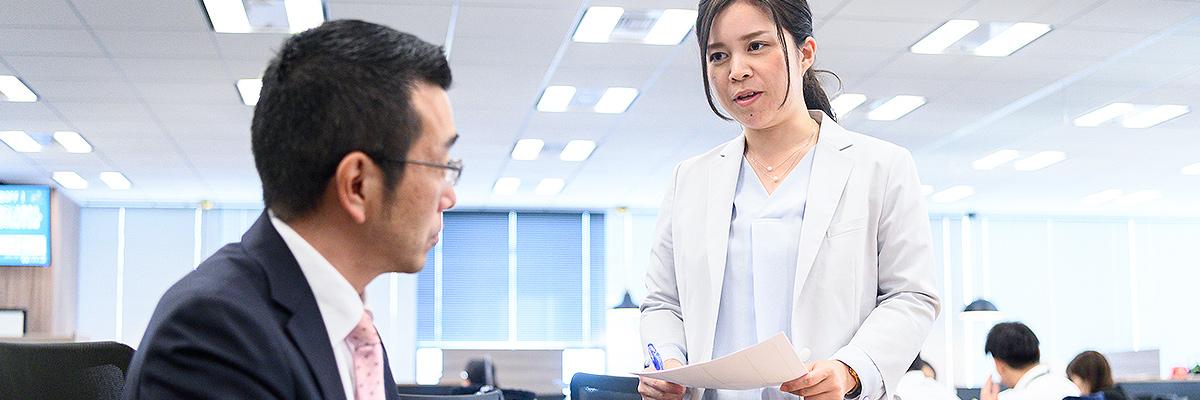 HR事業部 外資チーム エージェント 井口 絢香のイメージ5