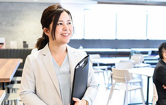 HR事業部 外資チーム エージェント 井口 絢香のイメージ3