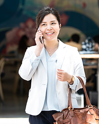 HR事業部 外資チーム エージェント 井口 絢香のイメージ2