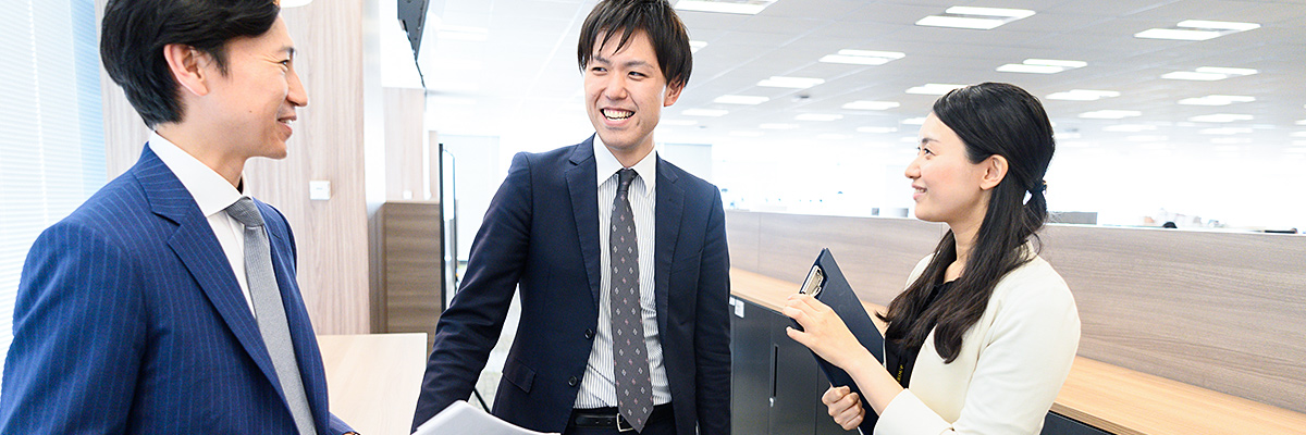 紹介事業部 エージェント 加藤 祐樹のイメージ5