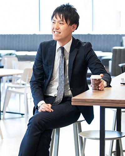 紹介事業部 エージェント 加藤 祐樹のイメージ2