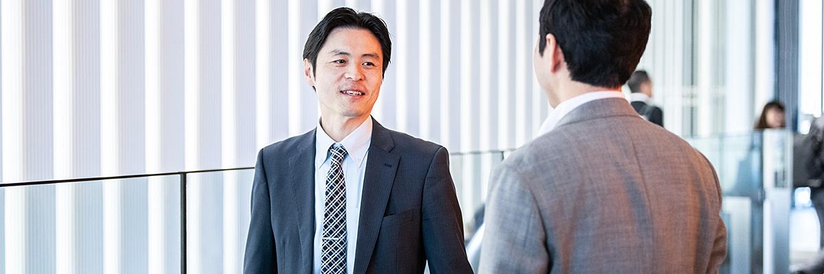HR事業部 エージェント 木村 吉宏のイメージ5