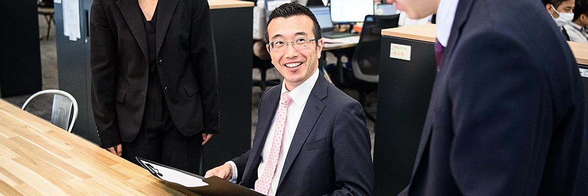 HR事業部 部長 小林 公一のイメージ5