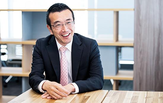 HR事業部 部長 小林 公一のイメージ1