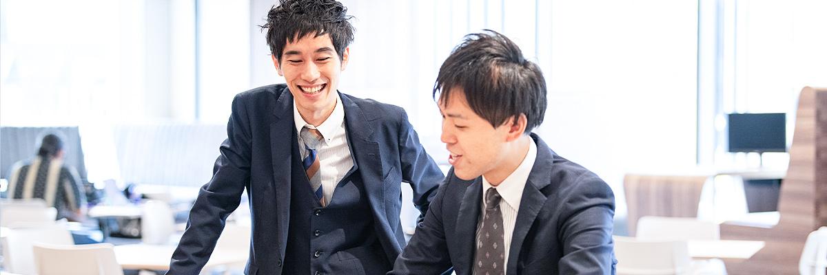 紹介事業部 エージェント 荻野 望のイメージ5