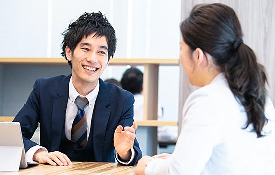 紹介事業部 エージェント 荻野 望のイメージ1