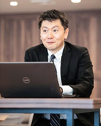 紹介事業部 部長 小山 満也のイメージ4