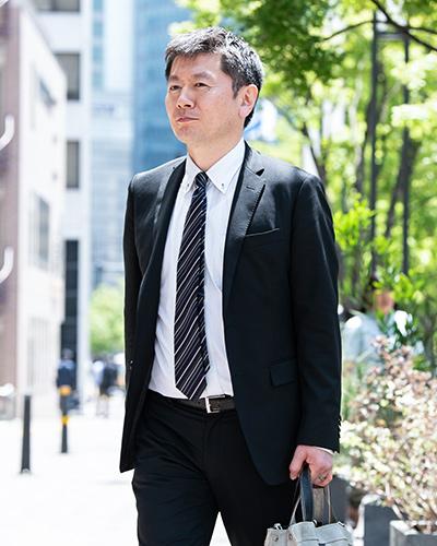 紹介事業部 部長 小山 満也のイメージ2