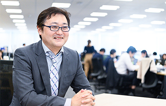 HR事業部 エージェント 坂上 大典のイメージ1