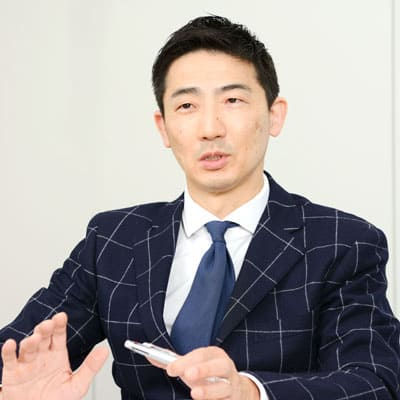 CSアカウンティング株式会社 代表取締役社長 中尾 篤史