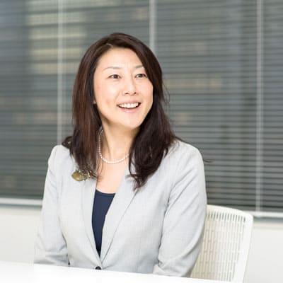 株式会社IBJ 人事部部長 佐藤 友美