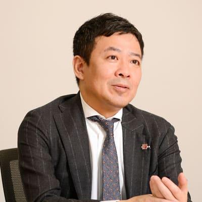 いちご株式会社 上席執行役員 財務本部長 米国公認会計士試験合格者 坂松 孝紀