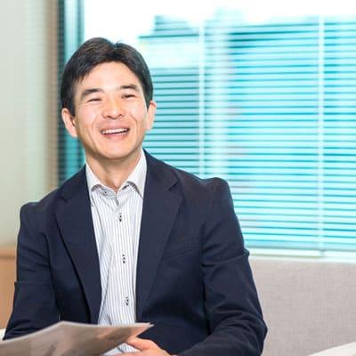ソフトバンクグループ株式会社 経理部長 森川 浩